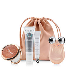 NuFace 5-Pc. Mini Shimmer All Night Set