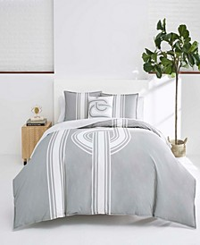 Philippe Full/Queen Duvet Cover Set