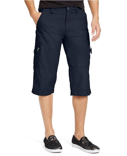 INC International Concepts INC Men's Patrick Messenger Shorts, Created For Macy's