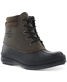Men's Luke Waterproof Commuter Boots
