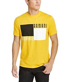 A|X Armani Exchange Men's Boxes Logo T-Shirt