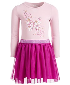 Toddler Girls Butterfly Tutu Dress, Created For Macy's