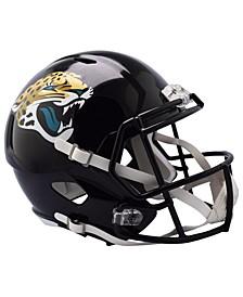 Jacksonville Jaguars Speed Replica Helmet
