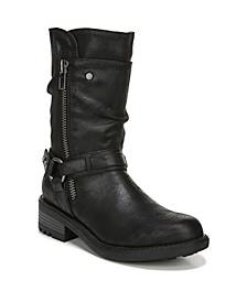 Seth Mid Shaft Boots