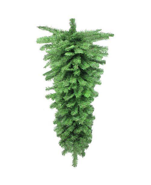 Northlight 4.5' Colorado Pine Artificial Christmas Teardrop Swag - Unlit