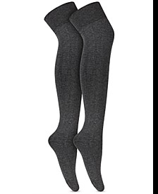 Over-The-Knee Thigh-High Socks
