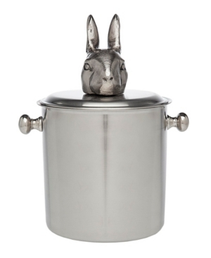 Godinger Rabbit Head Ice Bucket