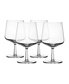 Essence Beer Glasses, Set of 4