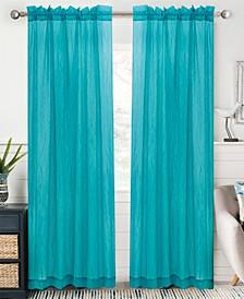 "50"" x 84""  Sheer Curtain Panel"