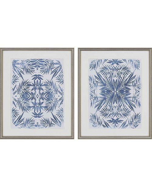 "Paragon Tropical I Framed Wall Art Set of 2, 31"" x 25"""