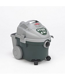 4 Gallon 4.5 Peak HP All Around Plus Wet Dry Vacuum