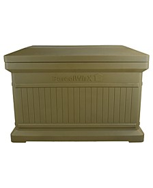 Standard Horizontal Architectural Parcelwirx Delivery Drop Box