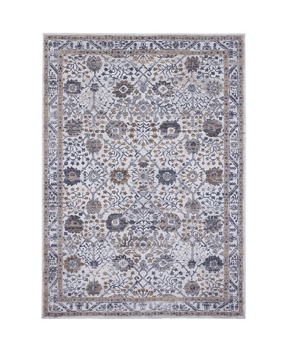 Nicole Miller  Kenmare Celeste Gray Area Rug Collection