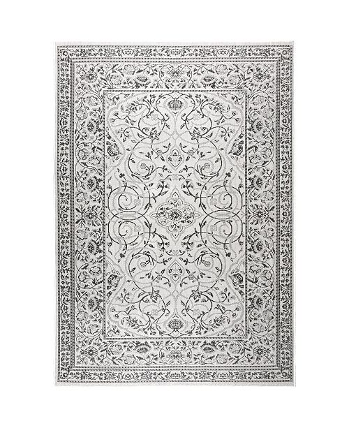 Nicole Miller  Patio Country Amelia Gray Area Rug Collection