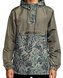 Men's Rvca Men'S Killer Anorak