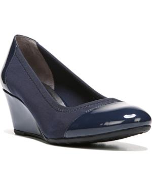 Juliana Stretch Wedge Pumps Women's Shoes