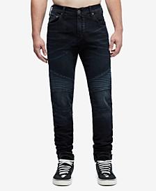 Men's Rocco Skinny Moto Jeans
