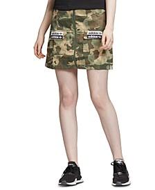 Women's Camo Skirt