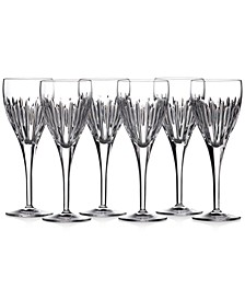 Mara Wine Glasses, Set of 6