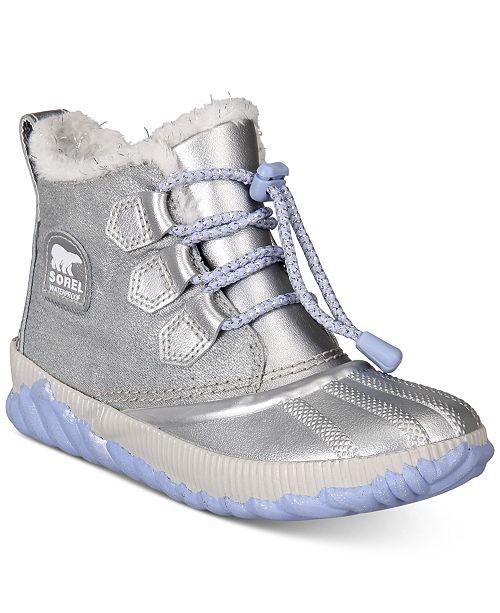 Sorel Disney x Sorel Big Girls Out N About Frozen 2 Boots