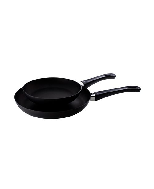 """SCANPAN Classic Induction 8"""" and 10.25"""" Fry Pan Set"""