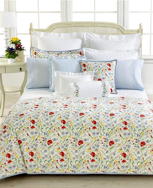 Lauren Ralph Lauren CLOSEOUT! Home Georgica Gardens Floral Bedding Collection