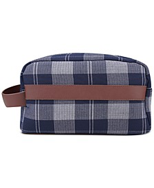 Men's Fabric Dopp Kit