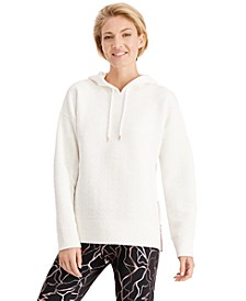 Zip-Hem Hoodie, Created for Macy's