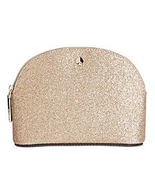 Burgess Court Dome Cosmetic Case