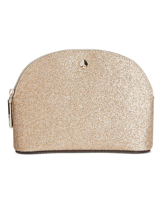 kate spade new york Burgess Court Dome Cosmetic Case