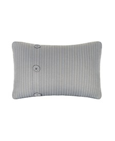 "Siena 19"" x 13"" Boudoir Decorative Pillow"