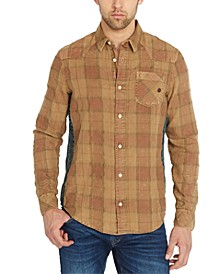 Men's Siflax Plaid Flannel Shirt