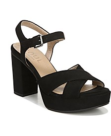 Soul Aries Ankle Strap Sandals