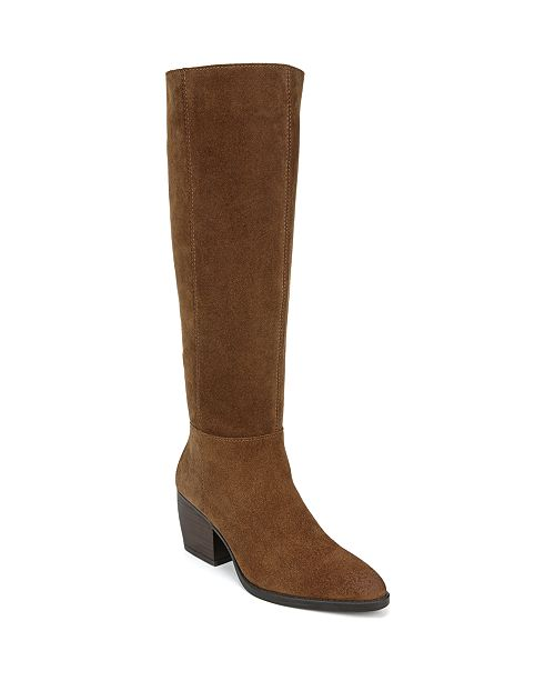 aliexpress provide plenty of stable quality Fae High Shaft Boots Wide Calf