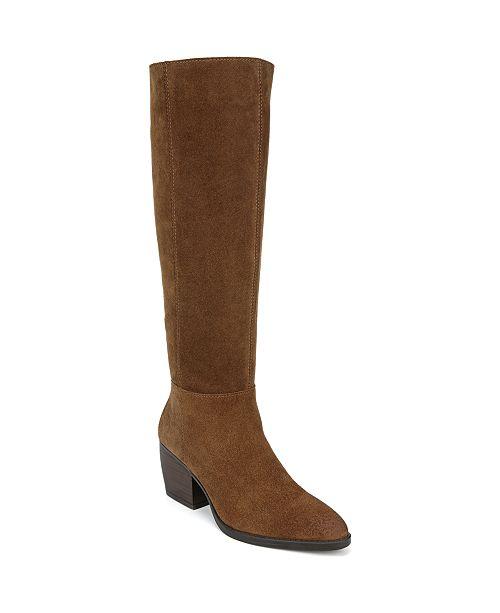 Naturalizer Fae Wide Calf High Shaft Boots