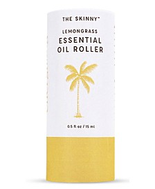 Tasalli Coconut Essential Oils Roller - Sweet Lemongrass