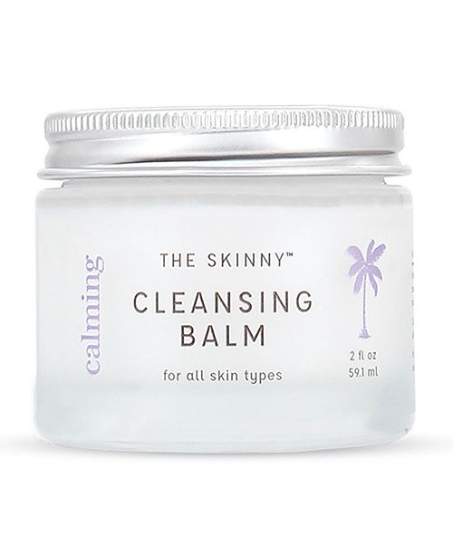 Skinny & Co. Cleansing Balm and Makeup Remover - Calming