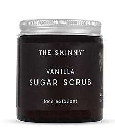 Facial Scrub -Vanilla Sugar
