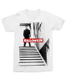 Halloween Stairs Men's Graphic T-Shirt