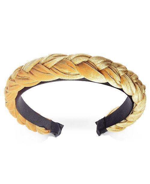 INC International Concepts INC Braided Headband, Created For Macy's