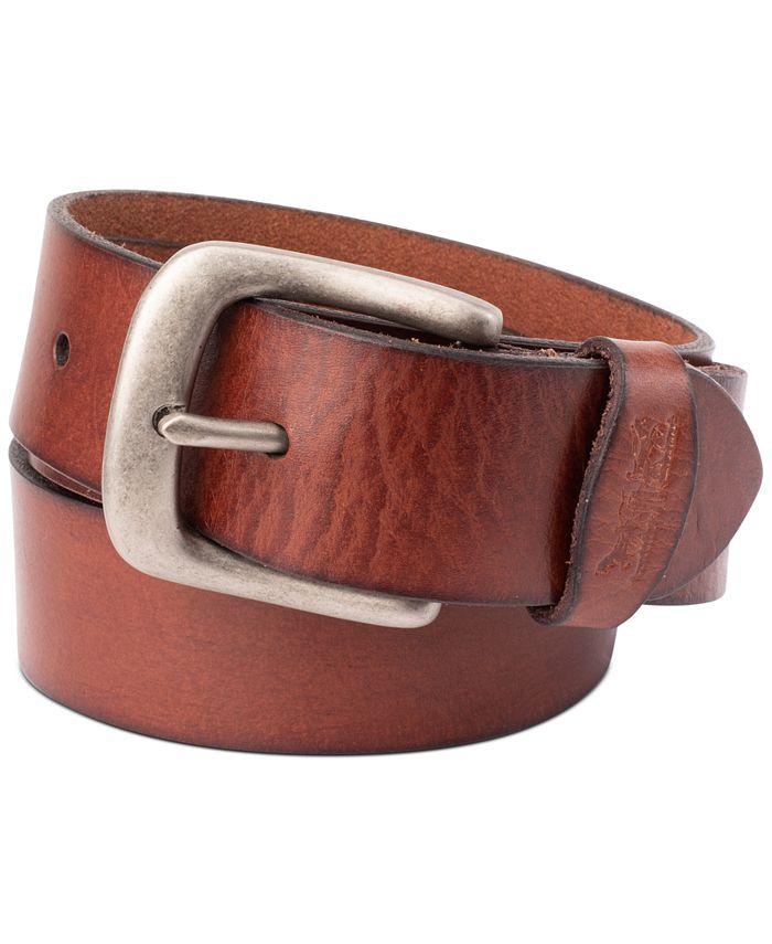 Levi's - Men's Leather Belt