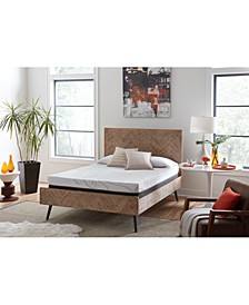 "iMattress Maison Deluxe 10"" Plush Mattress- Queen, Mattress in a Box"