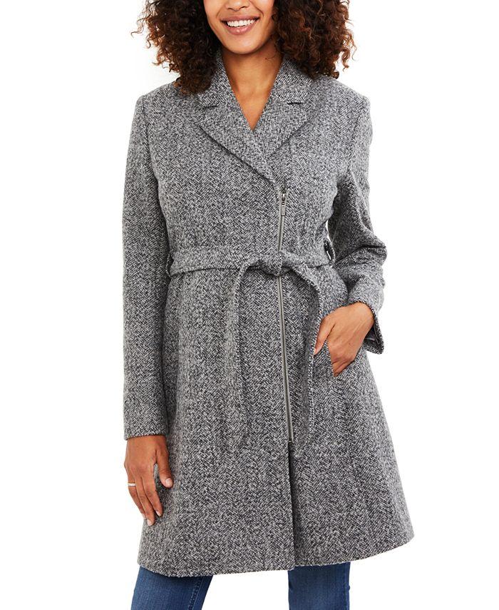 Motherhood Maternity - Wool-blend Coat