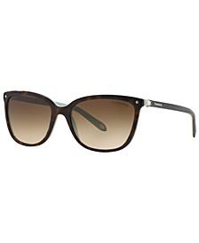 Sunglasses, TF4105HB 55