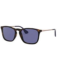 Sunglasses, RB4187 54 CHRIS