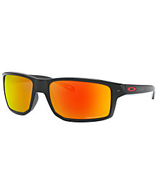 Oakley Polarized Sunglasses, OO9449 60 GIBSTON