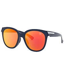 NFL Collection Sunglasses, Chicago Bears Low Key OO9433 OO9433 54 LOW KEY