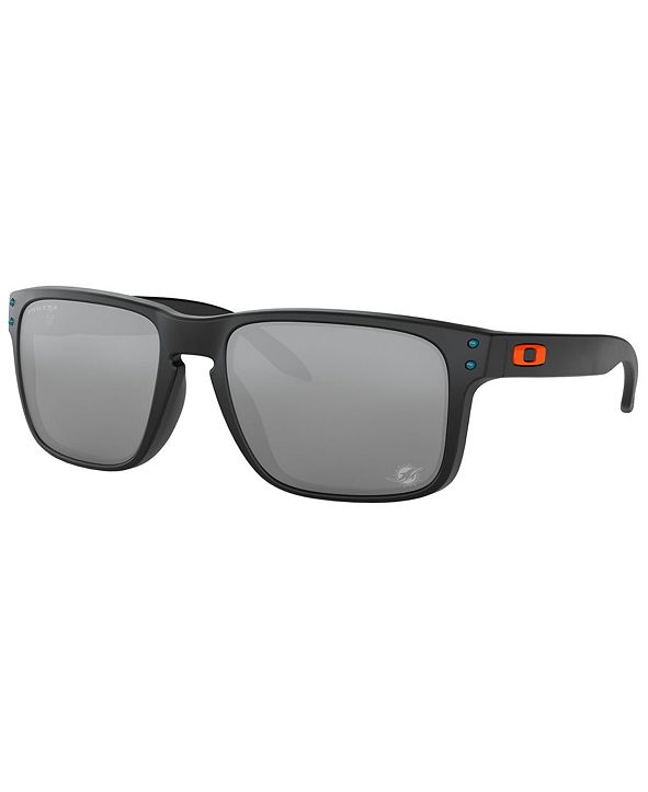 Oakley NFL Collection Sunglasses, Miami Dolphins OO9102 55 HOLBROOK