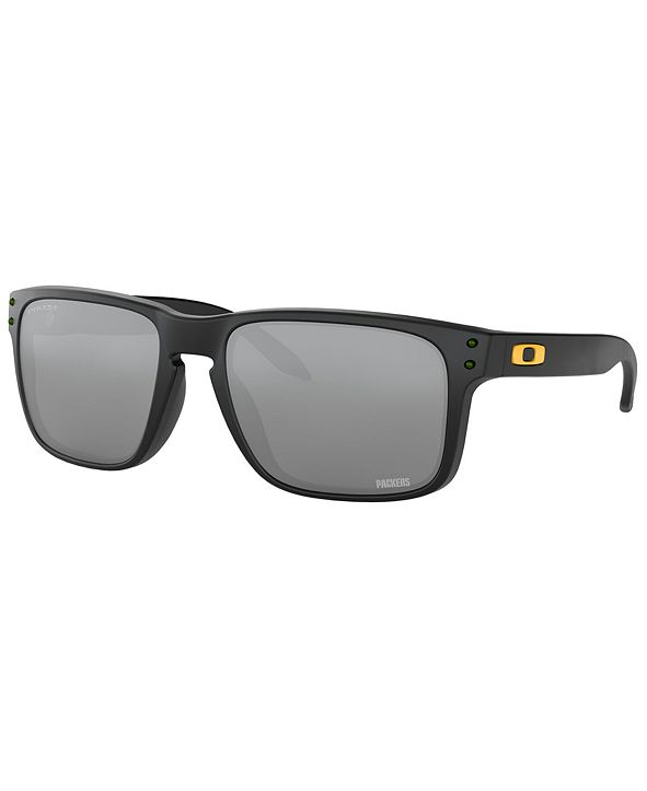 Oakley NFL Collection Sunglasses, Green Bay Packers OO9102 55 HOLBROOK