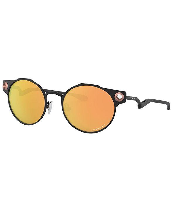 Oakley Men's Deadbolt Polarized Sunglasses